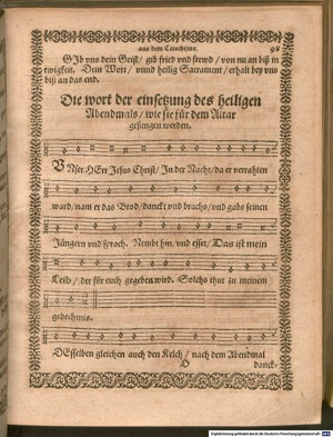 The fourth stanza of this hymn in its original publication, found at the top of the page